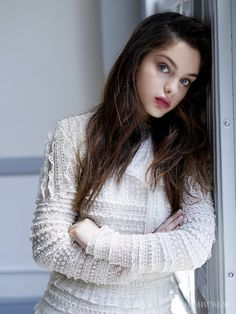 10 Things to Know About Hollywood's Next Big Thing: Odeya Rush via @WhoWhatWear