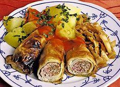 Omas Kohlrouladen (Rezept mit Bild) von äüöp   Chefkoch.de