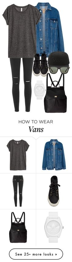 """Untitled #135"" by punkxniall on Polyvore featuring Pull&Bear, Paige Denim, H&M,..."