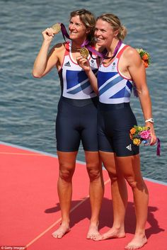 A mere mortal might well have thrown in the towel after three successive Olympic knockbacks, where Katherine Grainger won silver. But instead she dug in, training harder and longer than ever before, with the result that, at the (athletically speaking) ripe old age of 36, she won gold at the 2012 Olympics.