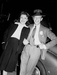 Ginger Rogers and Fred Astaire, c. 1940s