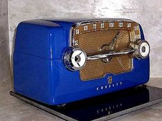 1953 Crosley Dashboard Radio    .....................Please save this pin.   .............................. Because for vintage collectibles - Click on the following link!.. http://www.ebay.com/usr/prestige_online