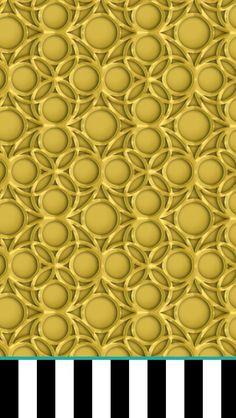 Pretty wallpaper  iphone gold print motivational