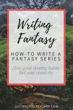 If you're itching to write a compelling and engaging fantasy series your reader won't want to put down, read on for my top five tips for writing fantasy. Creative Writing Tips, Book Writing Tips, Writing Resources, Writing Help, Writing Skills, Writing Prompts, Writing Ideas, Writing Art, Writing Workshop