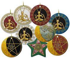 Pagan Yule Ornaments   ladyeon:Pagan Ornaments