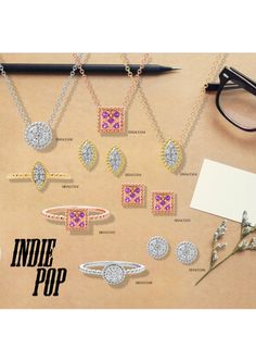 Henry Jewellery Mfr Co Ltd  Booth: 1BD12 Country: HK #jewelry #jewellery #finejewelry #jewelryart #jewelryshow #diamond #gemstones #hkjewelry #jewelryhk #jewelryoftheday #fashion #trend #vibes #goodvibes #wearable #stylish #inspiration #art #artistic #crafts #craftsmanship #design #jewelrydesign