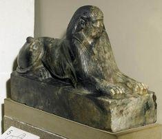 Ancient Egypt, Ph, Lion Sculpture, Statue, Sphynx, Egyptian Art, Sculptures, Sculpture