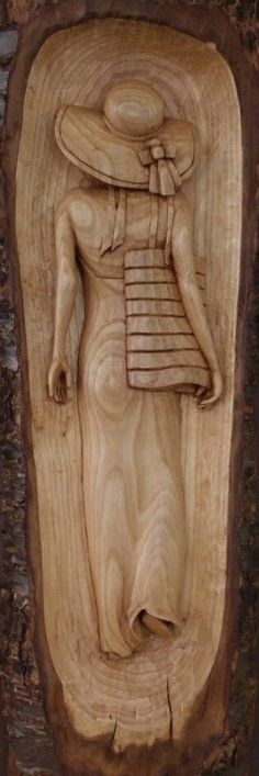 Arte na Madeira Dremel Wood Carving, Wood Carving Art, Clay Wall Art, Wood Wall Art, Driftwood Sculpture, Sculpture Art, Whittling Wood, Wood Carving Designs, Chip Carving