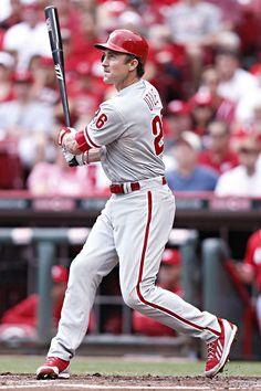 Chase Utley, Philadelphia Phillies.