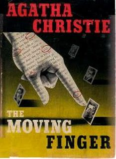 The Moving Finger-Agatha Christie (2/16/13)