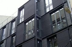 Fachadas metálicas: alternativas durables para exteriores - Gustavo Peláez - ESPACIO LIVING