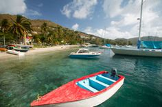 """Bequia, a """"bustling"""" isle in St. Vincent & the Grenadines"""