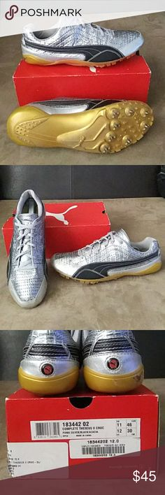 This Running Spike is the original silver version of Usain Bolt s 2008  Olympic triple gold medal winning shoe. affb7b32c73f