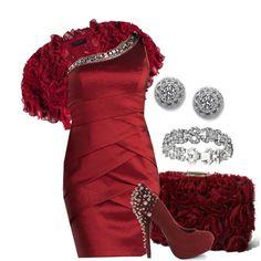 """dress"" created by missteacherlady on polyvore"