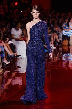 Haute Couture - Paris - Ellie Saab