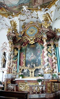 Altar Rosenkranzkapelle | Flickr - Photo Sharing!
