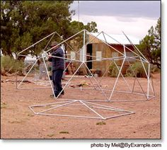 Geodesic Dome Assembly — ByExample.com
