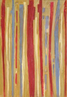 Lee Krasner, Number 3 (Untitled), 1951