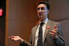 """""""Engineering event discusses LGBTQ in corporate life"""" By ANDREW ALMANI Photo by Tracy Ko Published November 21, 2013"""