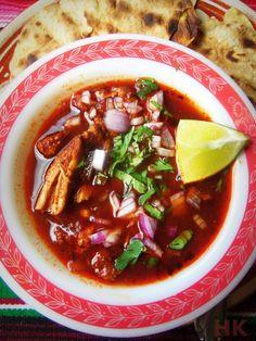 Birria-Style Stewed Pork - Hispanic Kitchen