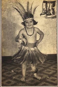 Carnaval na Sociedade Thalia - Curitiba - 1949