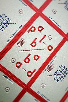Actualité / Pablo Abad refait sa carte / étapes: design & culture visuelle