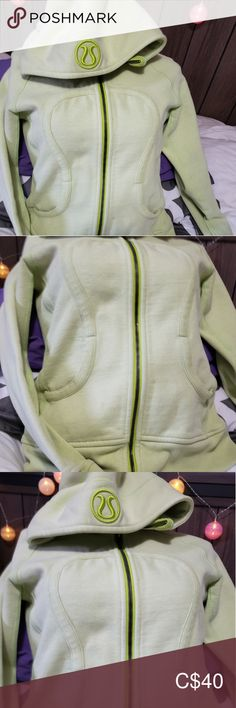 Lululemon Scuba Hoody 🍋🍋 Excellent condition no flaws lululemon athletica Sweaters