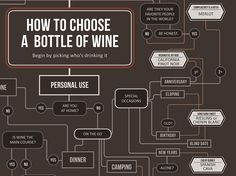 Wine Wisdom With A Wink: A Slacker's Guide To Selecting Vino. Also see http://winefolly.com/wine-basics-beginners-guide/