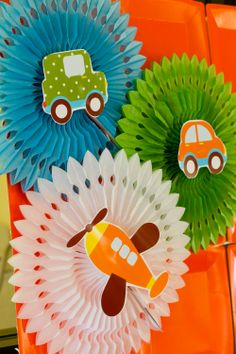 free planes trains and automobile birthday party printables | Planes, Trains and Automobiles!