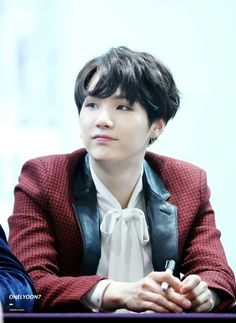 "•161104 #BTS Fansign ""Yongsan"" || #BloodSweatTears | #Suga"
