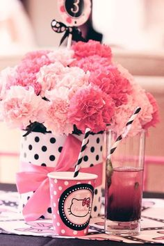 Hostess with the Mostess® - Glam Hello Kitty Party