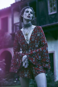 """INTRODUCING: For Love & Lemons Spring 2016 Collection Lookbook """"Amore Mia"""""""