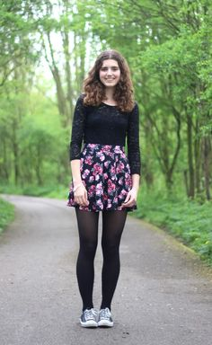 A Fashion Way of Life: Outfit | In the Woods