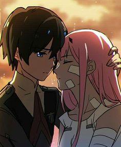 Mago Anime, Ken Kaneki Tokyo Ghoul, Zero Two, Ecchi, Cute Anime Wallpaper, Best Waifu, Darling In The Franxx, Cute Anime Couples, Anime Demon