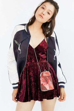 Slide View: 1: Miranda Frame Crossbody Bag