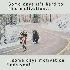GREAT post from @millionairenotes !! Did you find your motivation today, or did it find you?