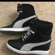 42ede881dc Puma wedges These are in great condition perfect for a day out with some  skinny jeans
