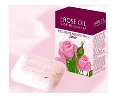 Regina Floris Exclusive Nourishing Soap with Concentrate of Bulgarian Rose Oil, Rose Water and Dried Rose Petals - http://best-anti-aging-products.co.uk/product/regina-floris-exclusive-nourishing-soap-with-concentrate-of-bulgarian-rose-oil-rose-water-and-dried-rose-petals/
