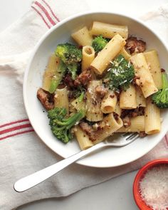 Emeril's Rigatoni with Broccoli and Sausage - and other quick budget-friendly recipes from MS