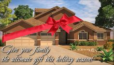Give your family the ultimate gift this holiday season! #DreamHome