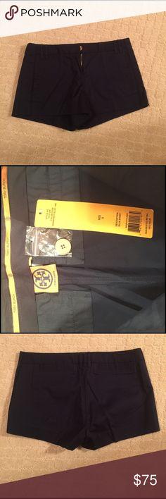 CLOSET CLOSING 3/31 - Tory Burch Shorts CLOSET CLOSING 3/31 - Tory Burch Shorts (navy)! Everything must go! Please make an offer! Tory Burch Shorts