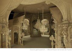 [La Maschera ou les nuits de Venise : 2 projets de maquettes construites de l'acte III, tableau 3 / par Philippe Chaperon] - 15