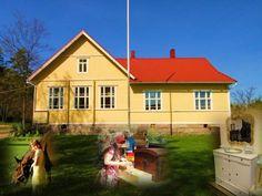 TjudaSkola - hevosia, antiikkia, kahvila.  Lappdalintie 50, 25700 Kemiö