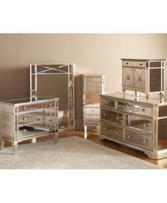 Marais Bedroom Furniture Sets & Pieces - furniture - Macy's