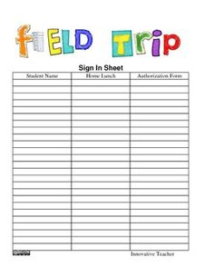 virtual sign up sheet