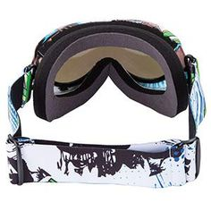 001b73d93bb Amazon.com   OutdoorMaster Kids Ski Goggles - Helmet Compatible Snow Goggles  for Boys   Girls with 100% UV Protection (Color pattern Frame + VLT 15%  Grey ...