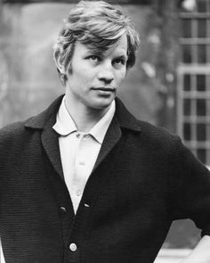 Michael York (March 27, 1942) British actor, o.a. known from the Austin Powers-movies.