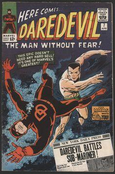 Daredevil #7 Marvel Comics