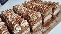 Sweet Cakes, Dessert Recipes, Desserts, Food And Drink, Sweets, Baking, Breakfast, Koti, Drinks