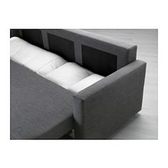 asarum 3er bettsofa grau bettsofa aufbewahrungsm glichkeiten und bett. Black Bedroom Furniture Sets. Home Design Ideas
